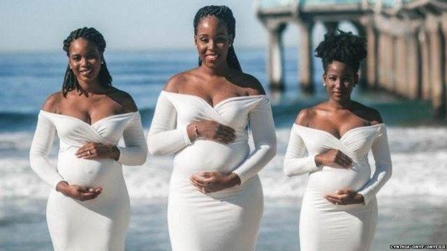 Di three sisters