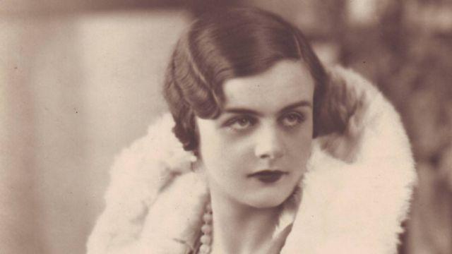 Clare Hollingworth em1932