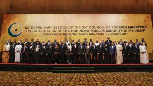 Extraordinary Session of the Council of Foreign Ministers of the OIC on the Situation of the Muslim Minority Rohingya In Myanmar, in Kuala Lumpur, Malaysia, 19 January 2017