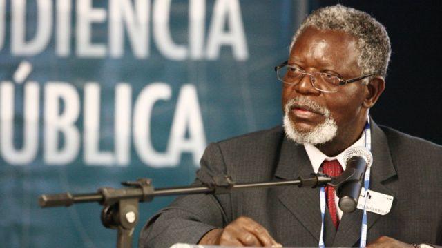O antropólogo congolês Kabengele Munanga