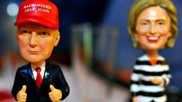रिपब्लिकन उम्मीदवार डोनल्ड ट्रंप और डेमोक्रैटिक पार्टी की उम्मीदवार हिलेरी क्लिंटन के बीच काफी तीखी नोंकझोंक हुई