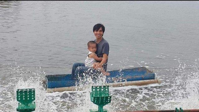 Nguyễn Ngọc Ánh được biết đến là một doanh nhân, kỹ sư nuôi tôm, hay quan tấm đến vấn đề chính trị xã hội