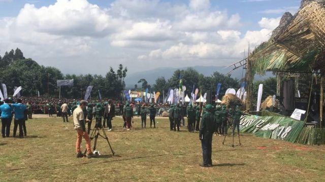Sokwe wapewa majina Rwanda
