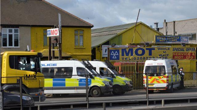 Polisi yataye muri yombi abakekwa kugira uruhare mu gitero cy'i London ku wa Gatatandu