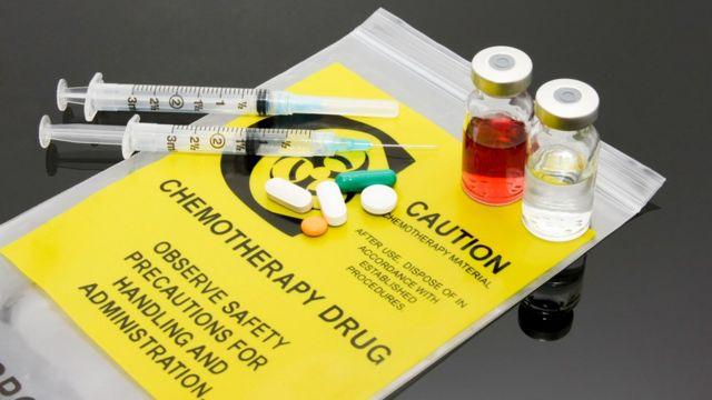Medicamentos para la quimioterapia