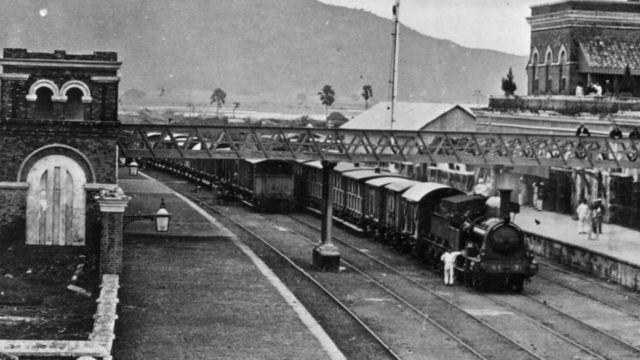 रेलगाड़ी