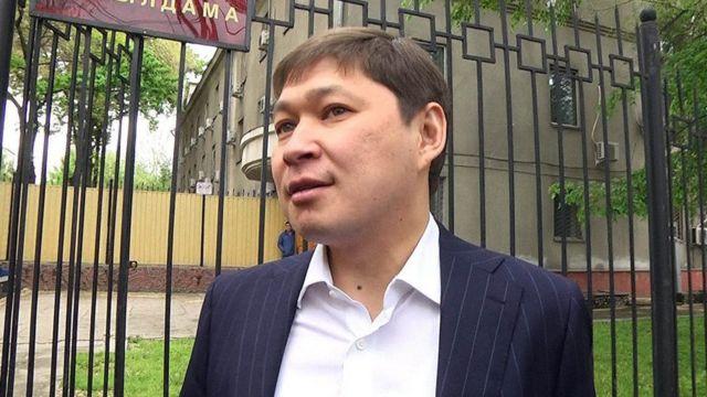 Мурунку өкмөт башчы Сапар Исаков