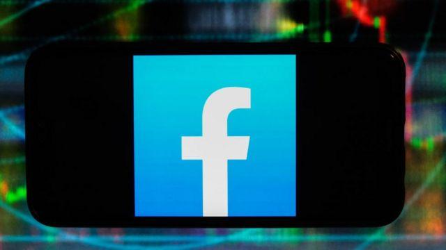 логотип фейсбука