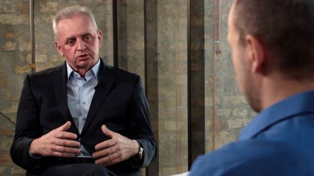 Віктор Муженко на BBC News Україна