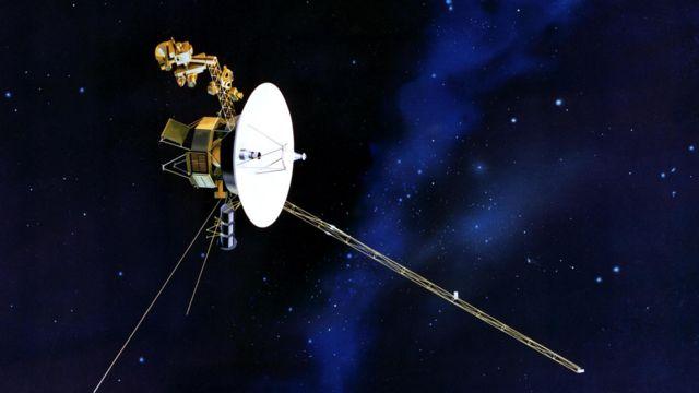 Voyager 1 y 2: lo que la increíble hazaña de las sondas de la NASA al  ingresar en el espacio interestelar revela sobre la estructura del Sistema  Solar - BBC News Mundo