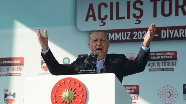 Erdoğan, Diyarbakır