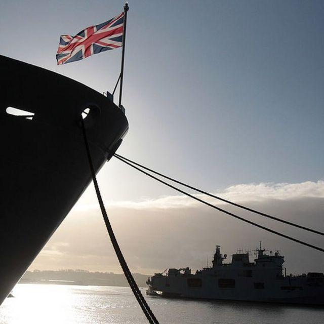Hải quân Anh