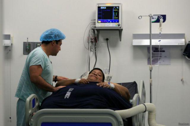 Morales na sala de cirurgia