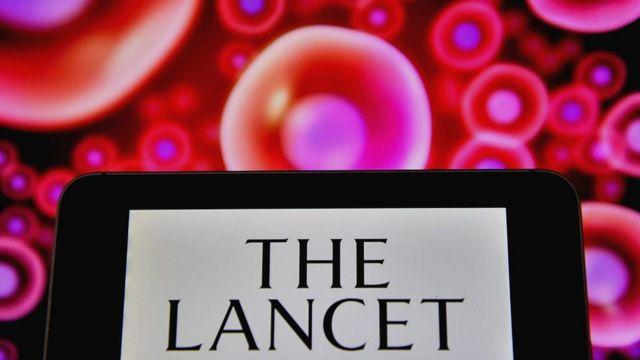 Сайт The Lancet
