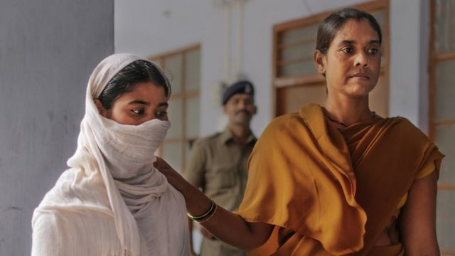The Indian girls who survived being raped