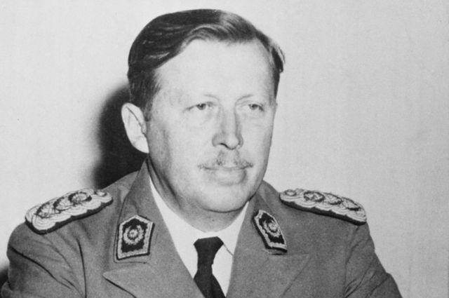 Alfredo Stroessner en 1955