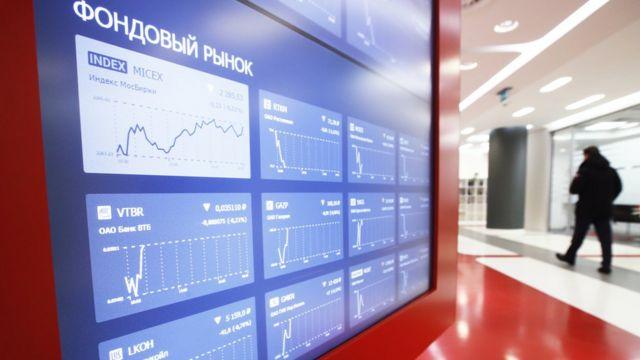 Москвоская биржа