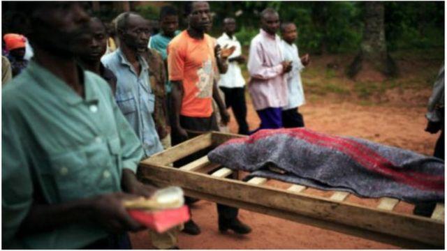 RDC, justice