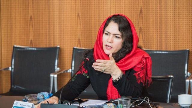 탈레반의 권력은 쿠피 같은 여성들의 권리를 빼앗아갔다