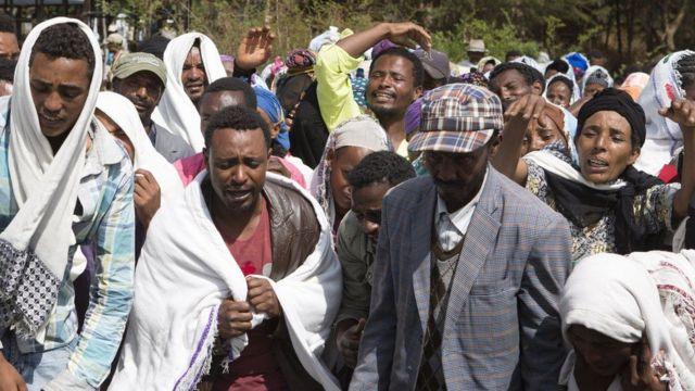 Oromo protesters