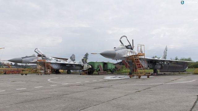 винищувач МіГ-29МУ1
