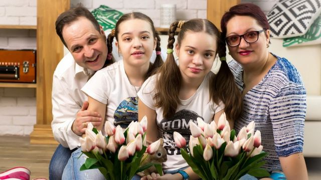 Родина Трачук