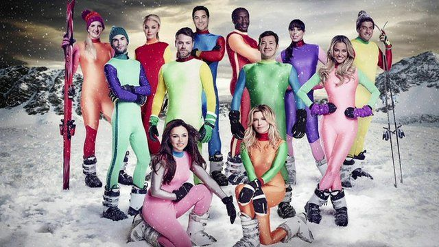 The Jump contestants