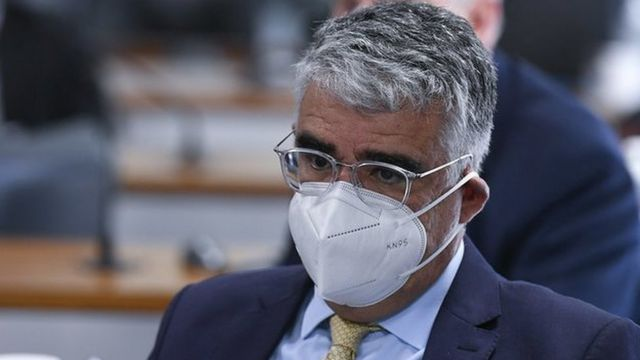 Eduardo Girão na CPI