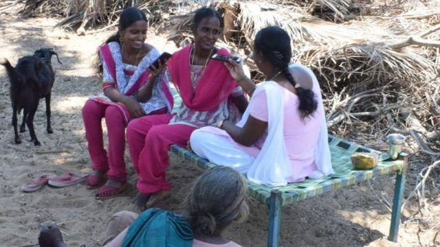 களஞ்சிய சமூக வானொலி தன்னார்வலர்கள்