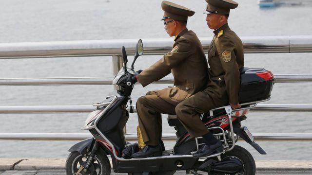 朝鲜制造业落后,需大量进口中国产品