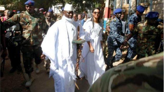 Yahaya Jammeh
