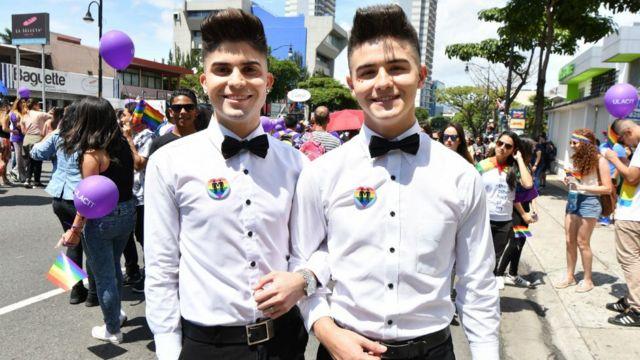 En Costa Rica muchos rechazan el matrimonio entre personas del mismo sexo.