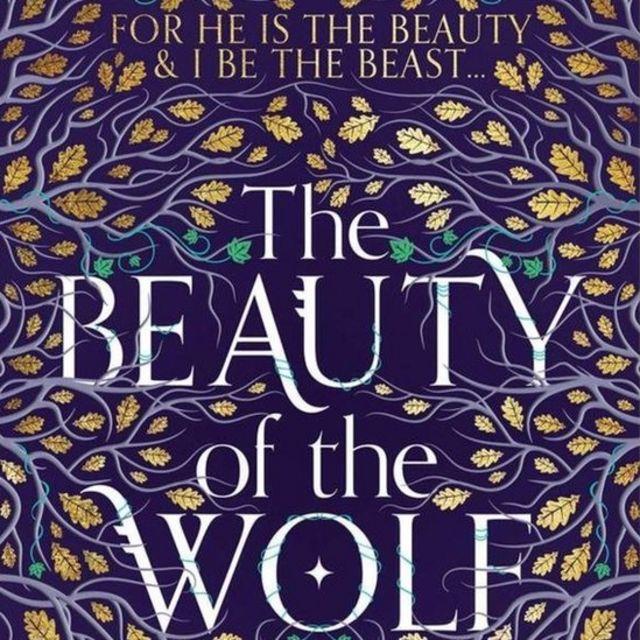 Capa do livro 'A Beleza do Lobo'