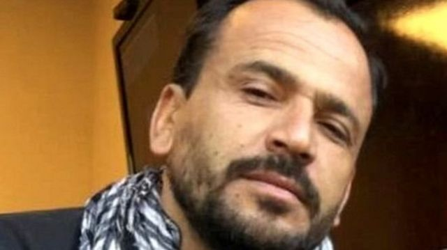 محمد نذیر، راننده بیبیسی در دفتر کابل سه فرزند داشت