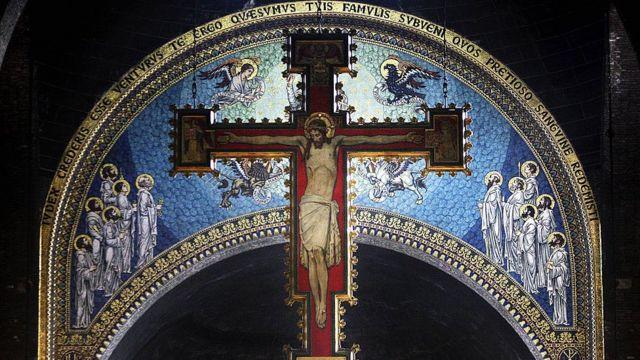 ख्रिस्तपुराण, फादर स्टीफन्स, येशू