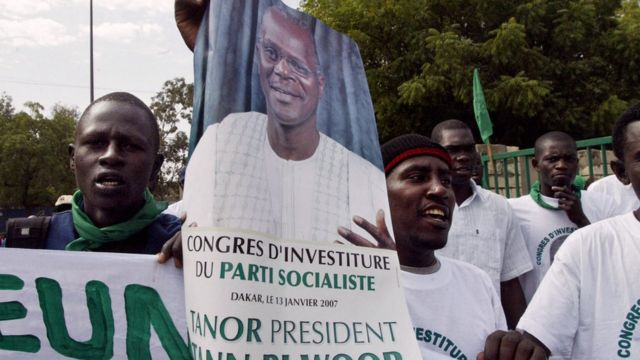 Le Parti socialiste a dirigé le Sénégal pendant quarante ans