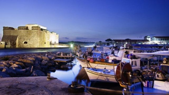 Курорт на Пафосе