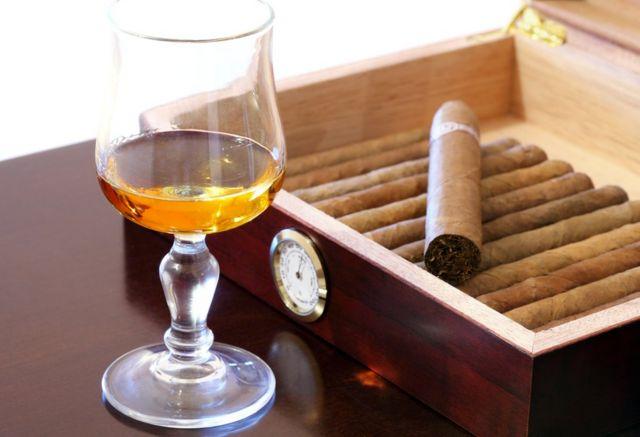 Ron y cigarros
