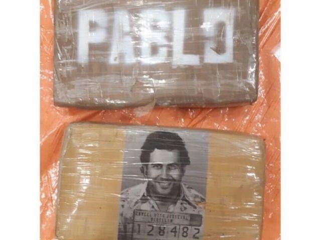 kokain Pablo Escobar