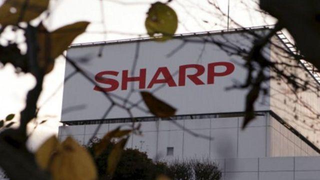 创建于1912年的夏普公司是日本最老的电子企业之一。
