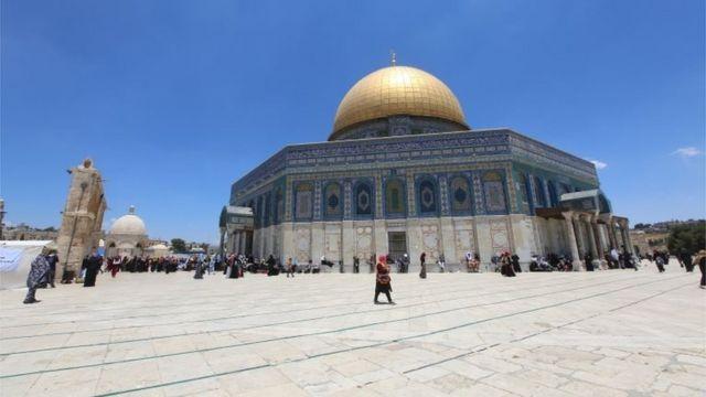 اردن رسما عهدهدار امور مسجدالاقصی و حریم شریف است