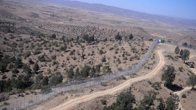 پاکستان افغانستان سرحد