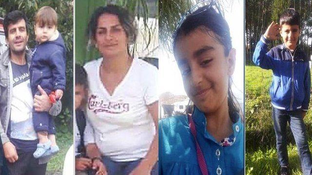 غرقشدن قایق مهاجران ایرانی در کانال مانش