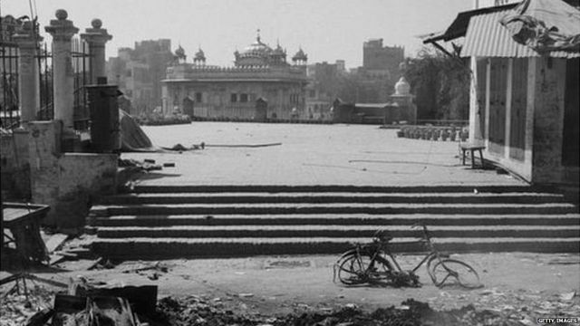 ਭਾਰਤ-ਪਾਕਿਸਤਾਨ ਵੰਡ ਤੋਂ ਬਾਅਦ ਅੰਮ੍ਰਿਤਸਰ