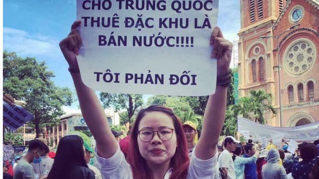 Vietnam, bieu tin