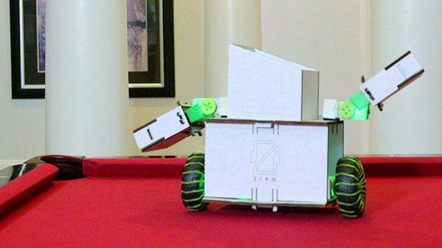 A Ziro robot