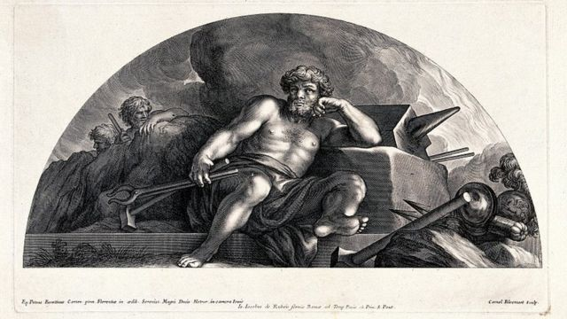 Vulcano, deus romano