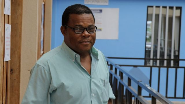 Luis Enrique Sinisterra, subsecretario de Desarrollo de Iscuandé.