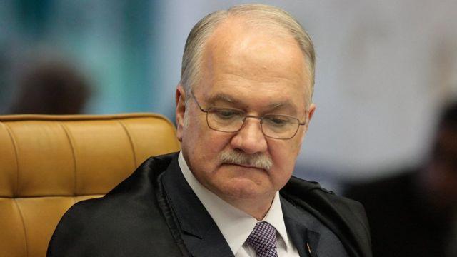 Edson Fachin, ministro do STF