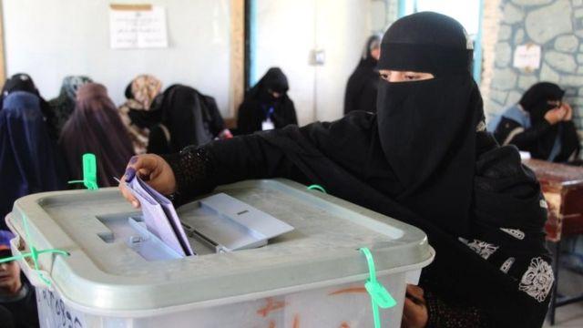 رایگیری در قندهار